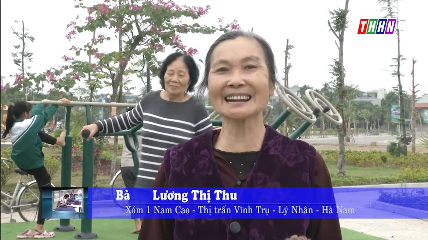 Bà Lương Thị Thu